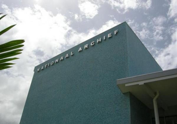 Nationaal Archief Suriname (Nationaal Archief)