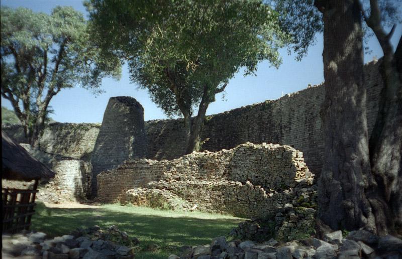 Ruïnes van Groot Zimbabwe - cc