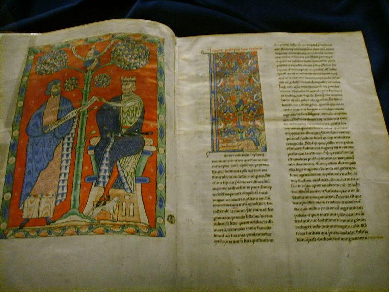 Uitgave van de Naturalis Historia uit de 13e eeuw - cc