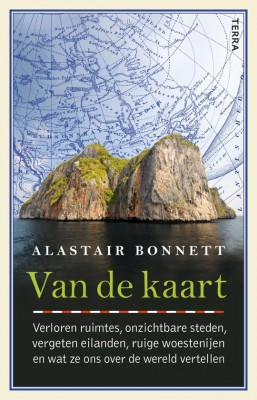 Van de kaart - Alastair Bonnett