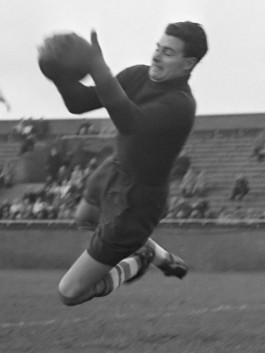 Wim Landman in 1947 (cc - Anefo - Nationaal Archief)