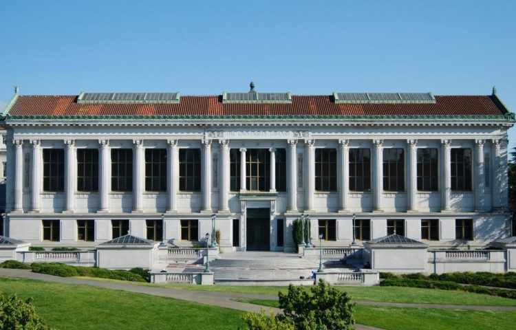 Bibliotheek van de University of California, Berkeley (CC BY-SA 4.0 - Louis H.G. - wiki)