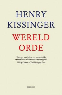 Wereldorde – Henry Kissinger