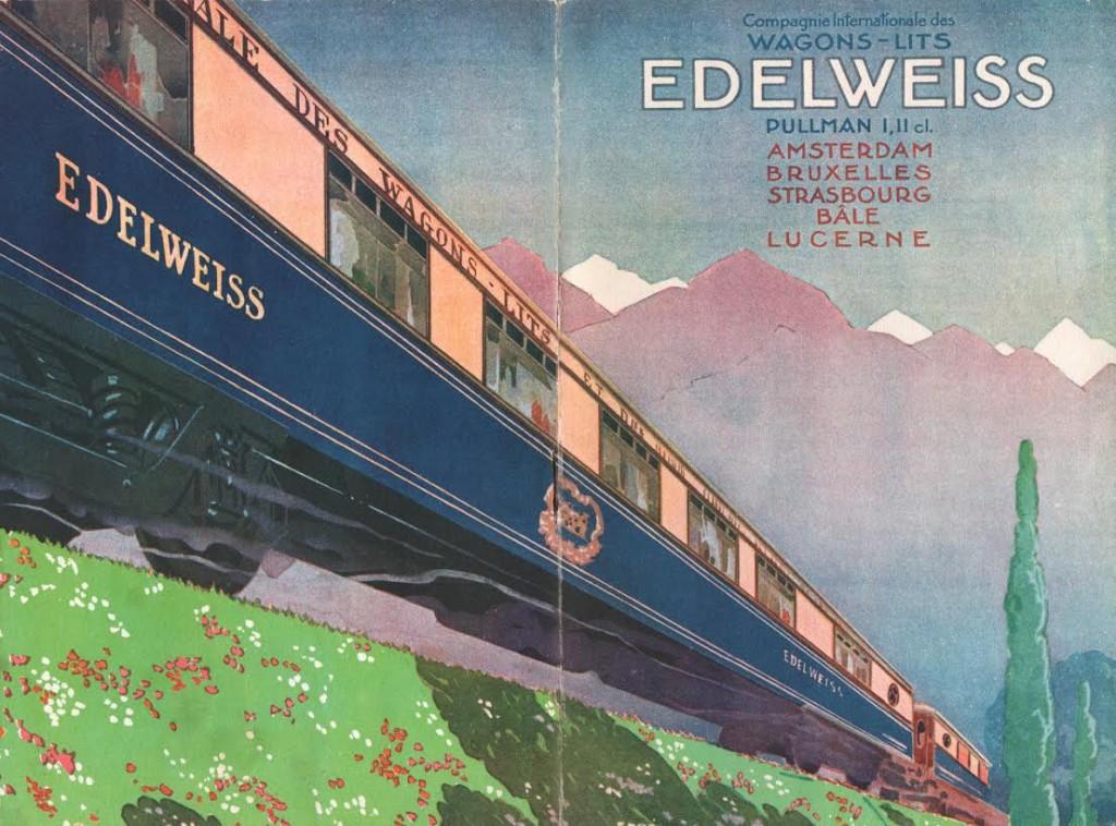 Brochure Edelweiss, 1928 (coll. Arjan den Boer)