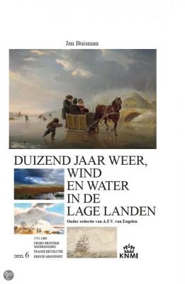 Duizend jaar weer, wind en water in de Lage Landen VI