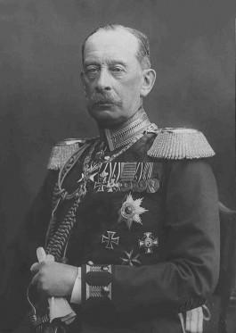 Alfred von Schlieffen in 1906