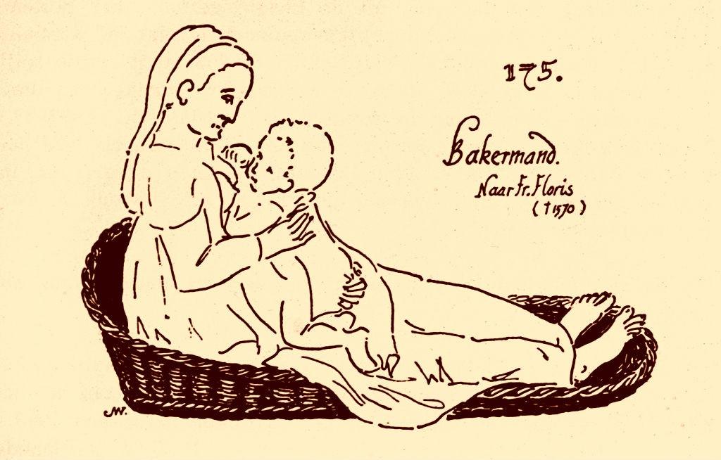 Bakermat - © Henk Boudewijns