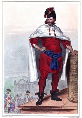 Beul onder Lodewijk XV