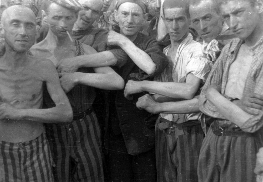 Bevrijding! Belgen in Duitse kampen