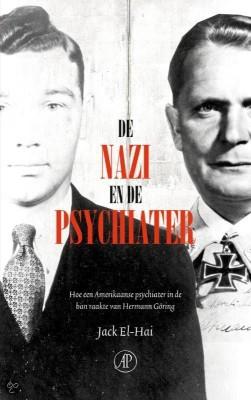 De nazi en de psychiater -  Jack El-Hai