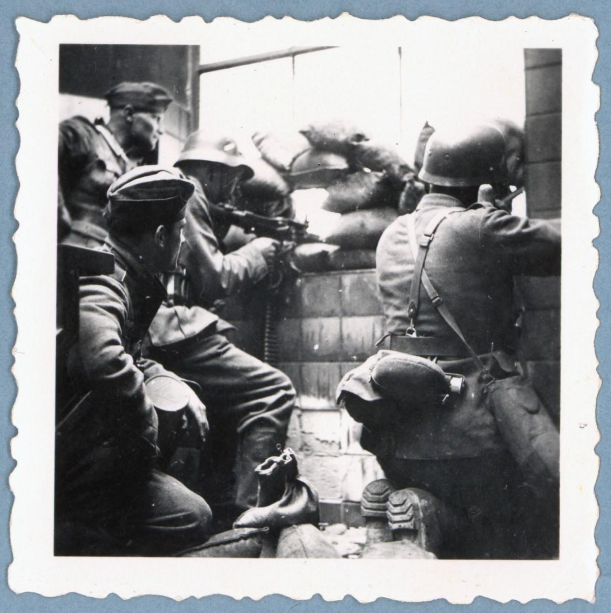 Duitse soldaten