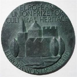 Europa Nostra Award