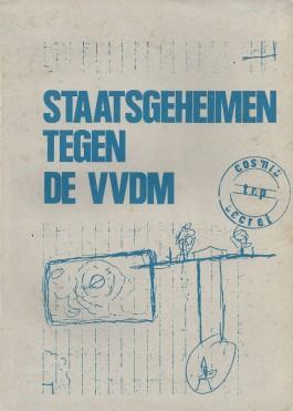 De brochure van de Bond voor Dienstplichtigen over de Cannerberg-affaire