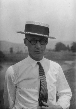John Scopes (docent die ter discussie stond tijdens Monkey Trial)