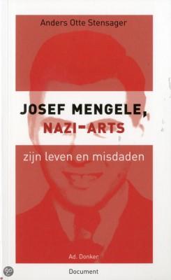 Josef Mengele, nazi-arts - Anders Otte Stensager