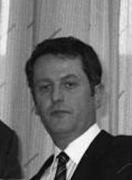 Uwe Barchel in 1983 (cc - Bundesarchiv)