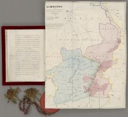 Verdrag van Londen (1839) - Betekende de definitieve onafhankelijkheid van België (cc - Nationaal Archief)
