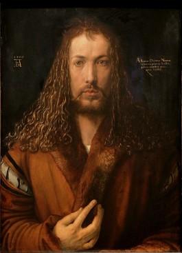 Zelfportret Albrecht Dürer, 1500