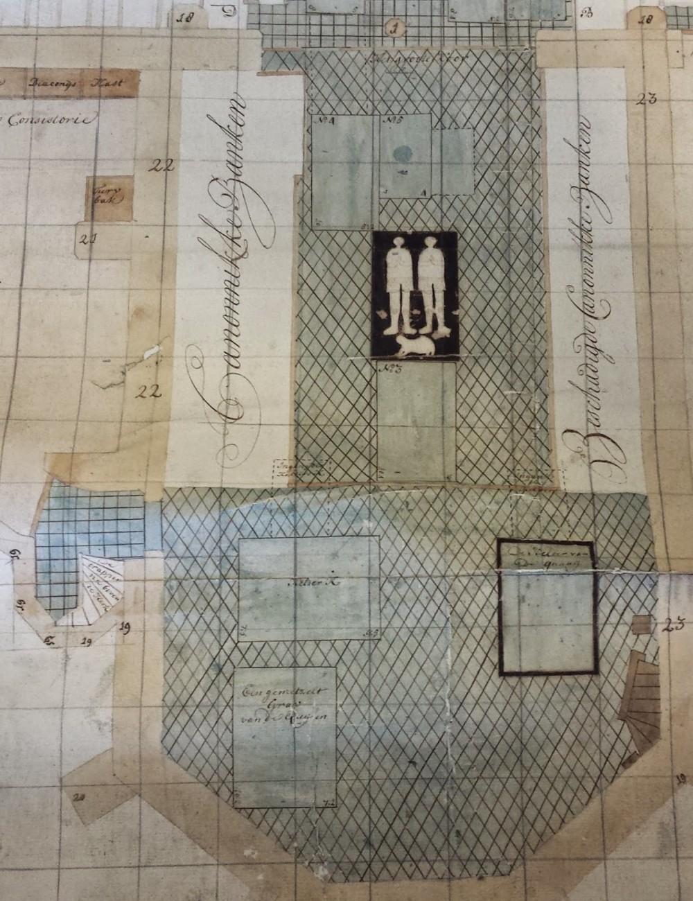 Kun jij de geheime tombe vinden in de Graafse St. Elisabethskerk?