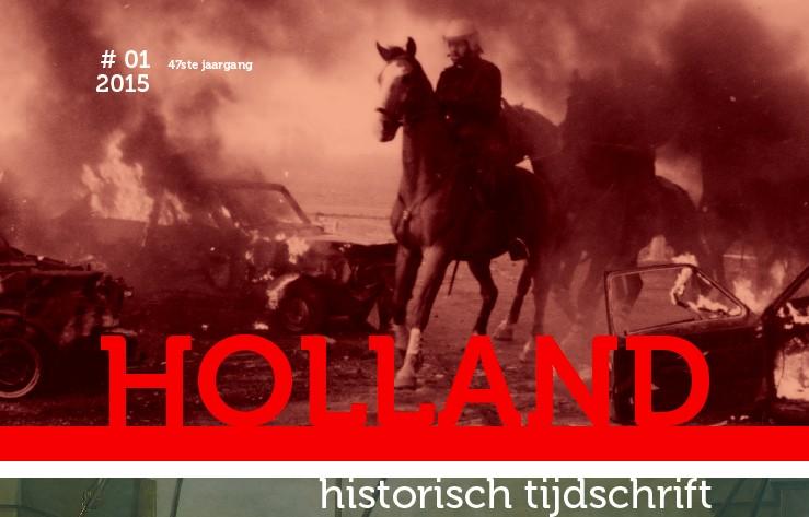 Tijdschrift Holland – Orde en wanorde
