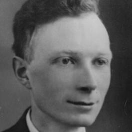 Ds. Bastiaan Jan Ader (1909-1944). Bron: www.het kruisopdeberg.nl