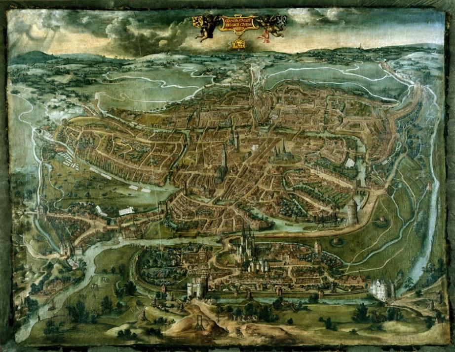 Gent in 1534