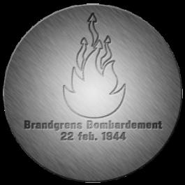 Herinneringsplaatjes bombardement Nijmegen