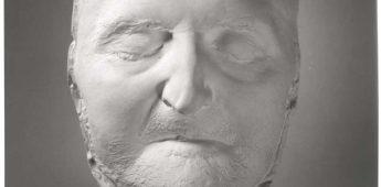 Het dodenmasker van Abraham Kuyper