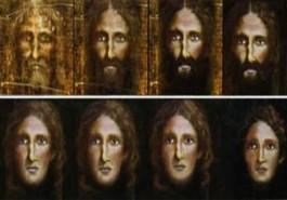 Lijkwade van Turijn - gezichtsreconstructie