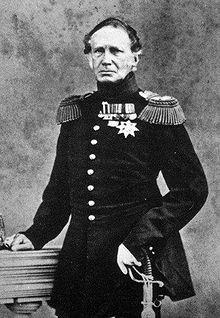 Prins Frederik op latere leeftijd