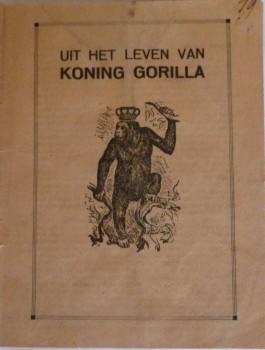 Uit het leven van koning Gorilla (Catawiki)