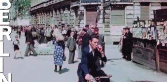 Video: Berlijn, zomer 1945