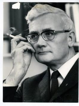 Edward Schillebeeckx. Bron: www.schillebeeckx.nl