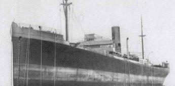 20 mei 1940 – Duitse bom op Frans schip met 1450 Nederlandse soldaten