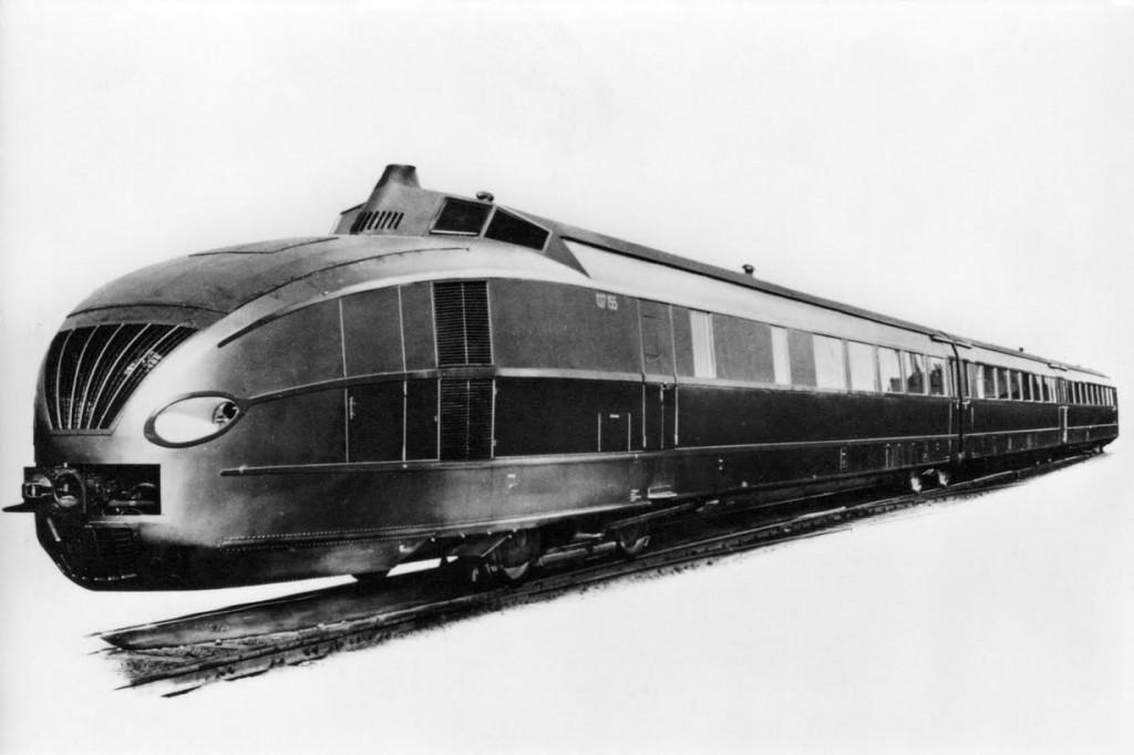 DR 137 155 bij oplevering, 1938 (Westwaggon/Kruckenberg)