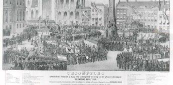 Het herdenken van Waterloo