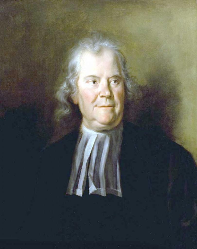 Dr. Herman Boerhaave. Bron: Wikimedia