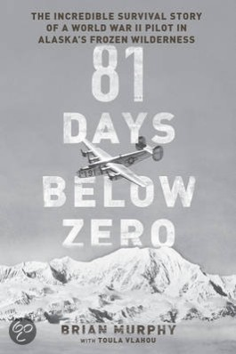 81 Days Below Zero -  Brian Murphy
