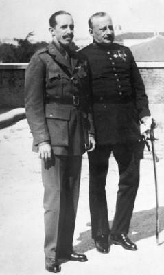 Koning Alfons XIII & Miguel Primo de Rivera