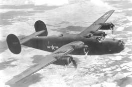B-24 bommenwerper
