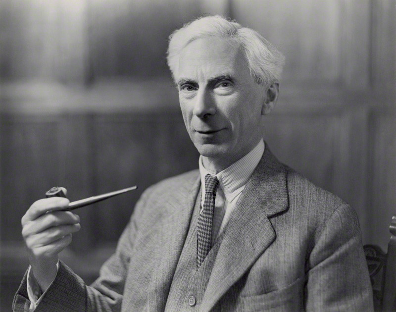 Bertrand Russell in 1936