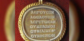 Grieks erotisch gedichtje