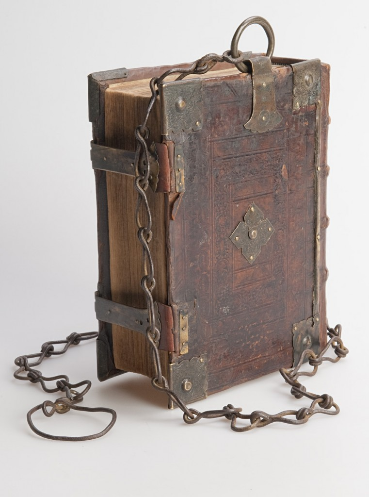 Kettingboek uit de zeventiende eeuw - KB