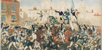 Bange machthebbers keerden zich na 1815 tegen volk om fantoomterreur