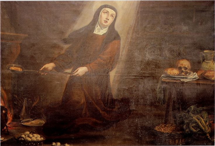 "Francisco Rizi, ""Teresa in de keuken"""