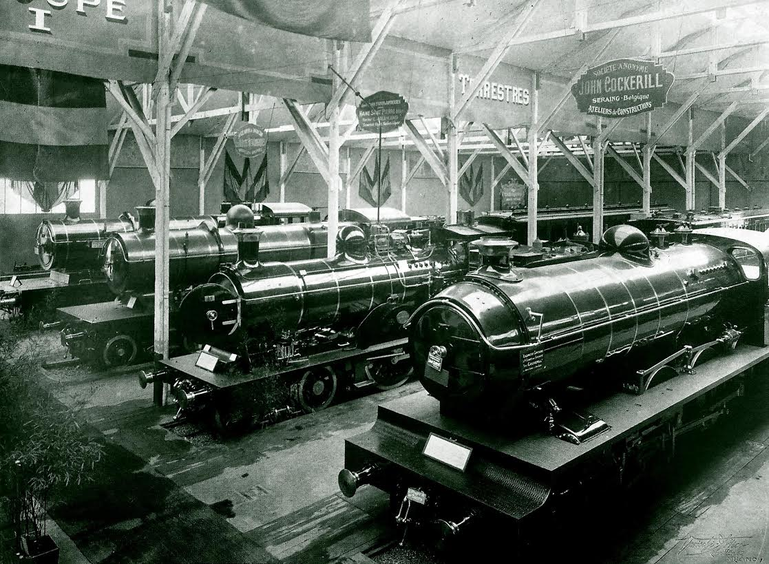 Stoomlocomotieven van Belgische fabrikanten, 1906
