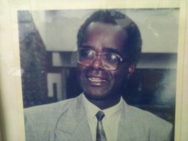 Henry Odera Oruka (1944-1995). Bron: website University of Nairobi, Kenia