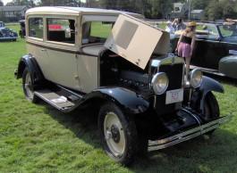 Chevrolet uit 1929 - cc
