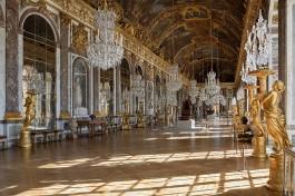 De spiegelzaal van het Kasteel van Versailles (cc - Myrabella)