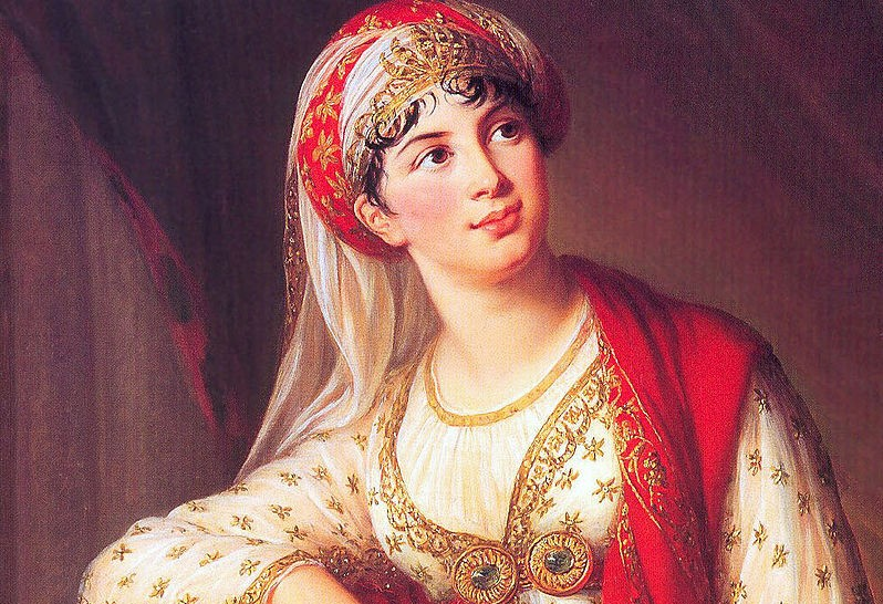 Giuseppina Grassini (1805)